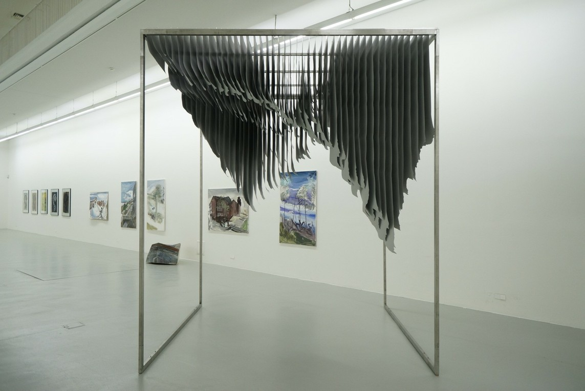 Bettina Bosch »Huashan II« / 280 x 350 x 180 cm / 2010