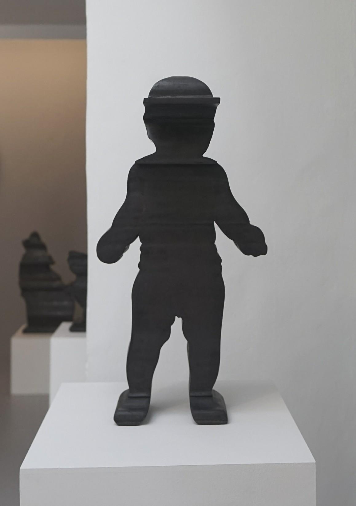 kleiner Junge / Schütze, 2019, Beton (Ansicht 1)