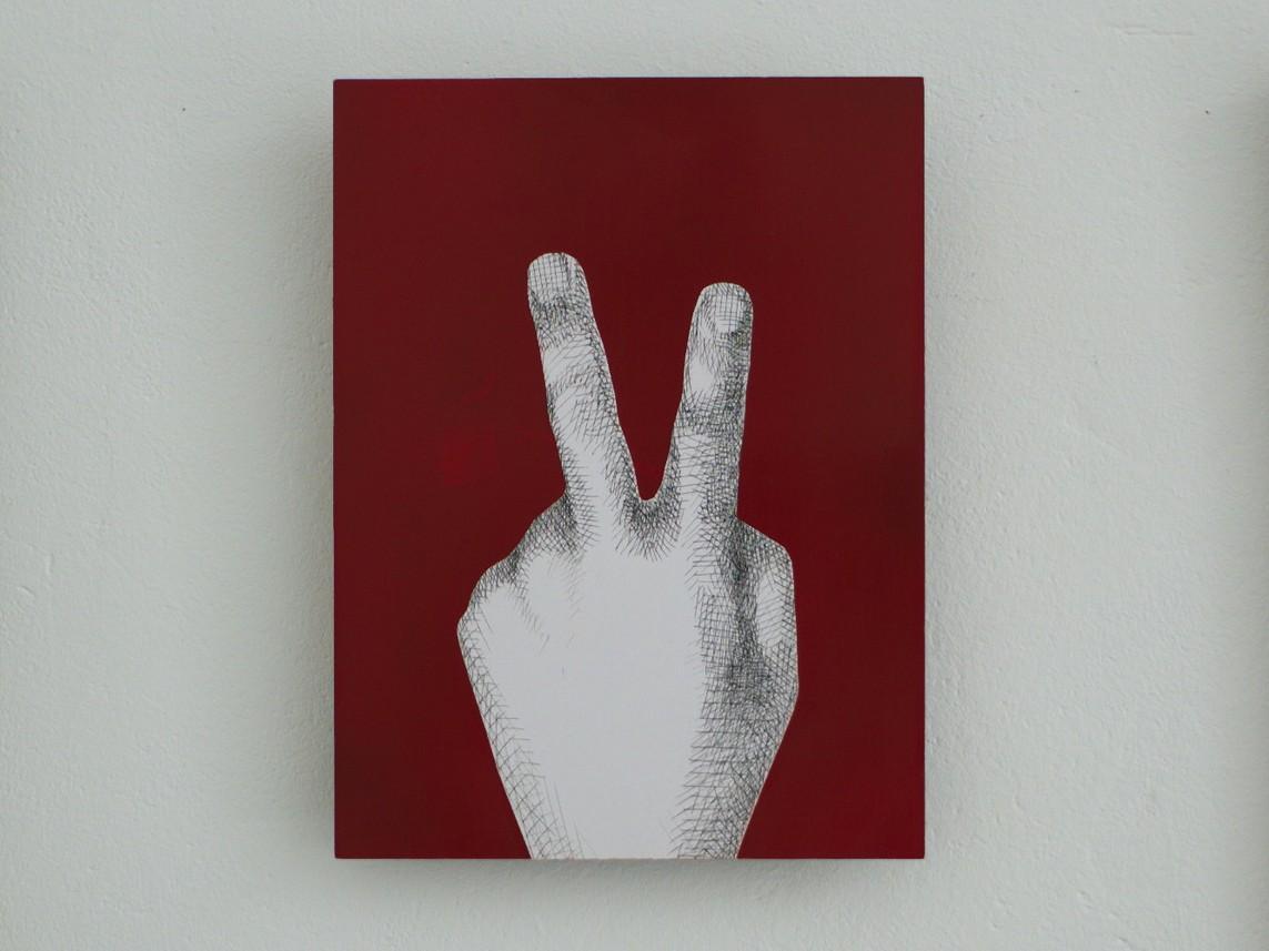 Aus der Serie »Hände«