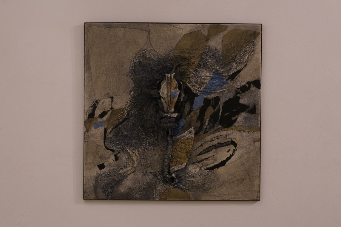 Helmut Baumgart »o.T.«
