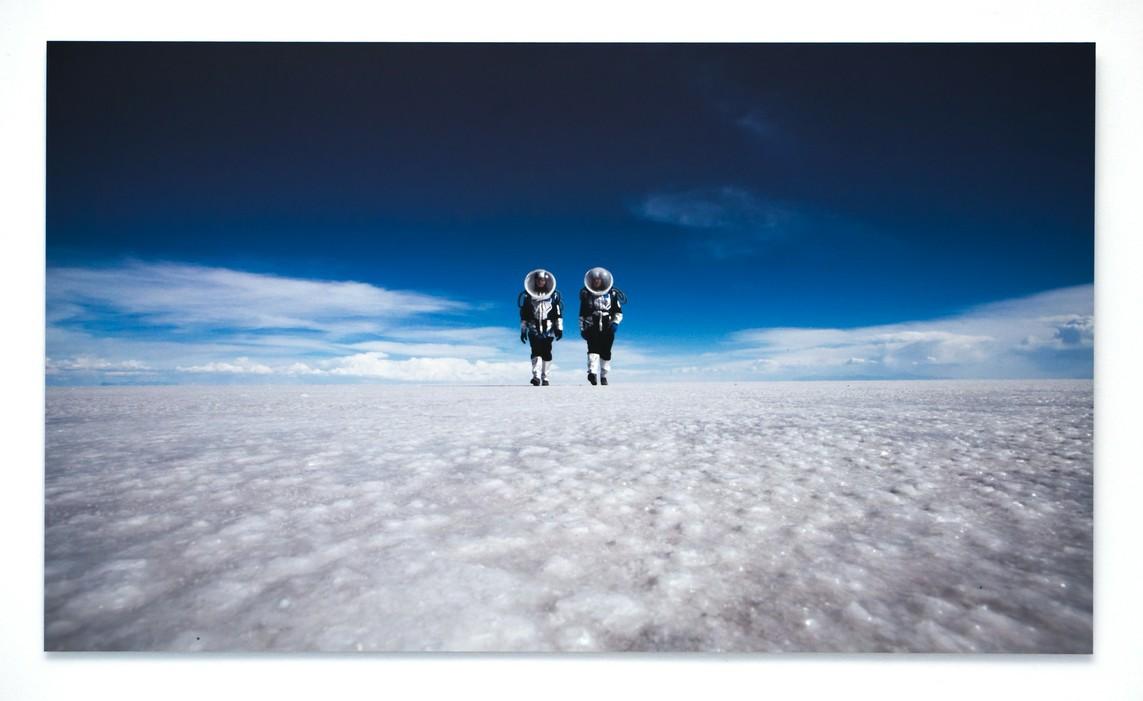 Exploration – Druck auf Alu-Dibond / 70 x 120 cm / 2015