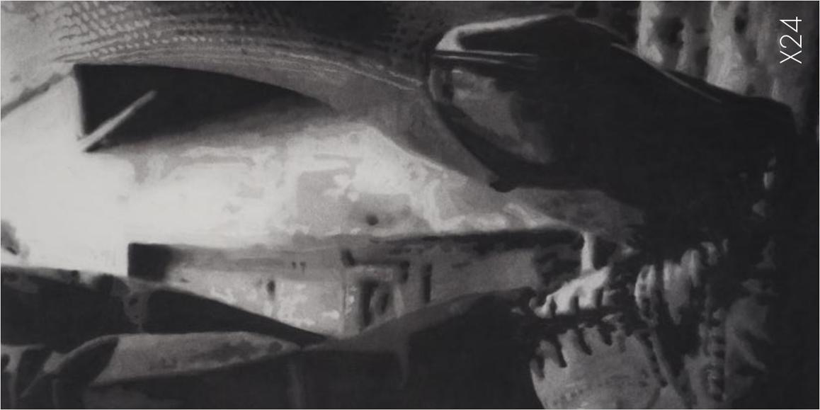 X24. Reiner Packeiser – Neue Arbeiten aus der Serie »Tango«