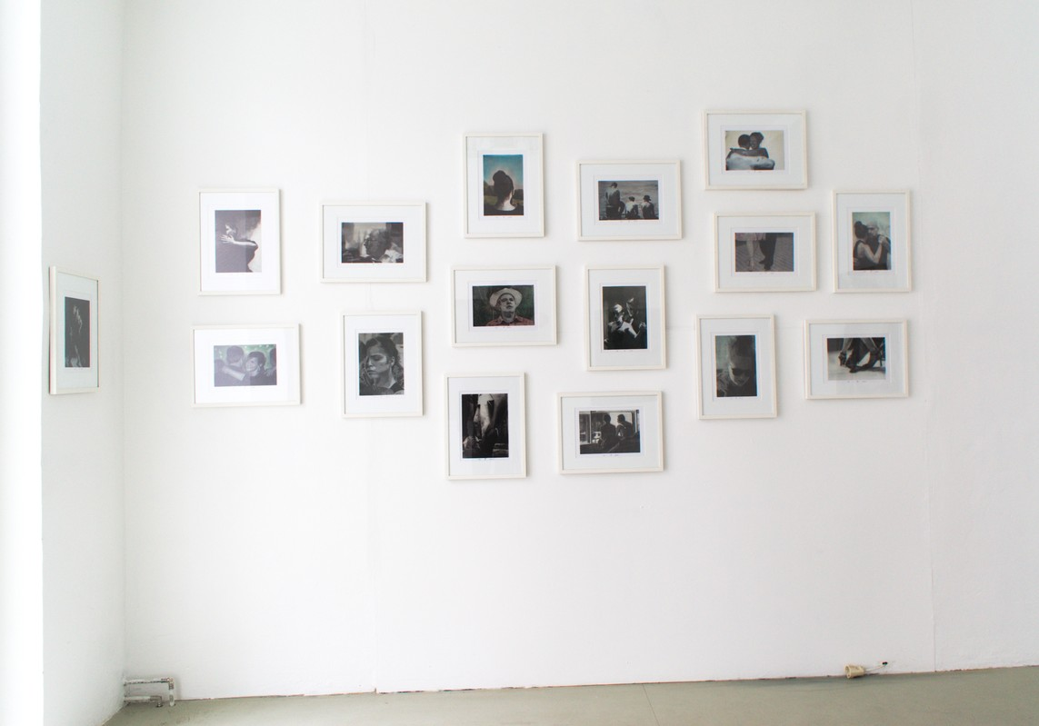 o.T. / Pigmentdruck auf Hahnemühle Fine Art mit Rahmen, Auflage 5, je 30 x 40 cm o. 40 x 30 cm, 2015/16