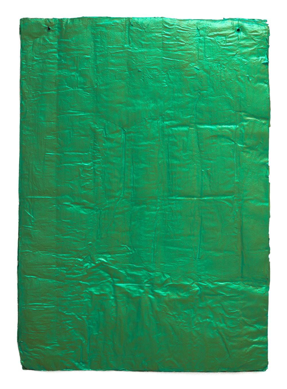 o.T. / Acryl auf Plakatkarton, 84 x 59 cm, 2011