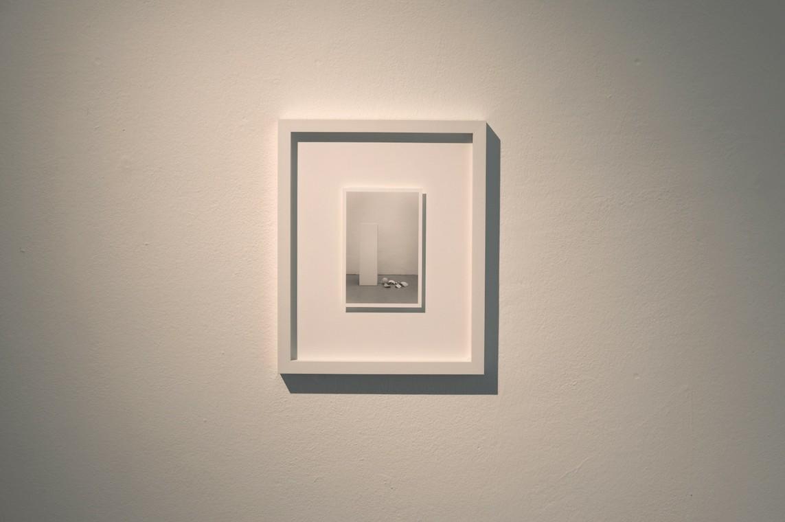 »Fin de Siècle« / Pigmentdruck auf Hahnemühle Fineart im Rahmen / 32,6 x 26,4 x 3,0 cm, 2016