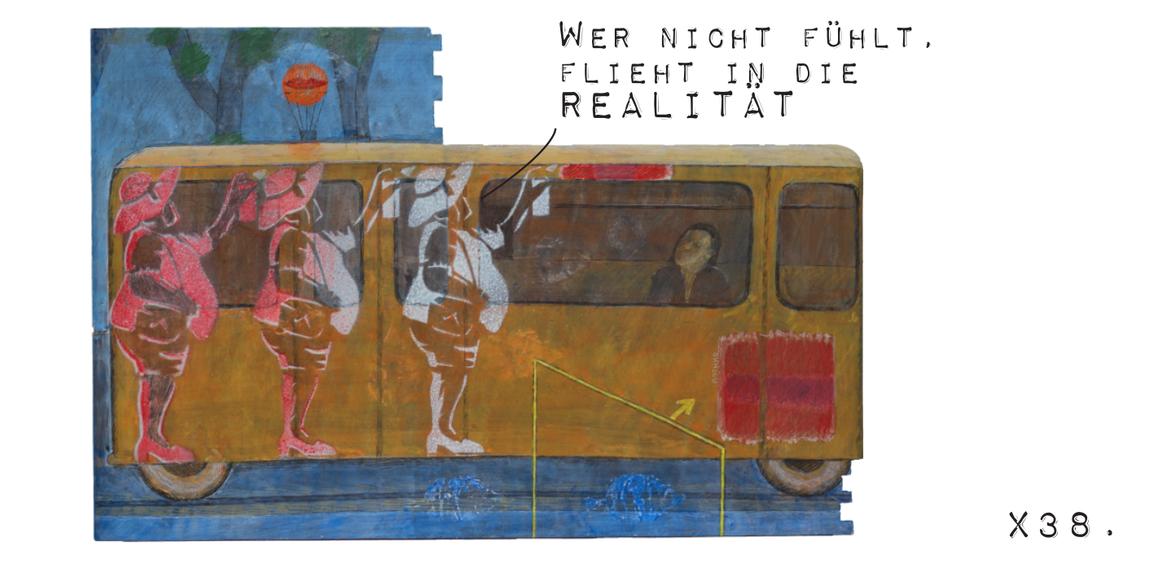 X38. Kirti Ingerfurth - Wer nicht fühlt, flieht in die REALITÄT