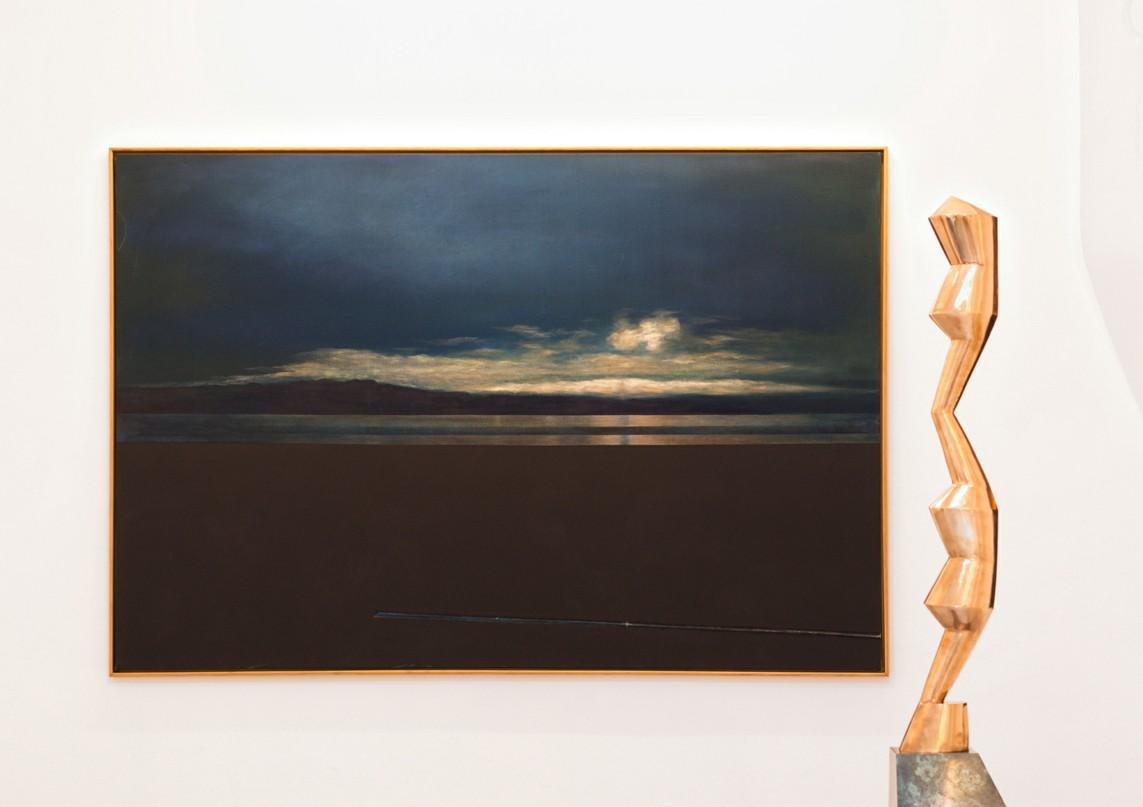 Stan rzeczy (Stand der Dinge), 1991, Acryl auf Leinwand, 160 x 240 cm