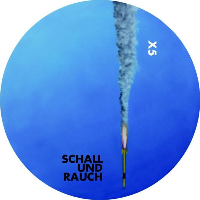 X5. David van der Post: SCHALL UND RAUCH