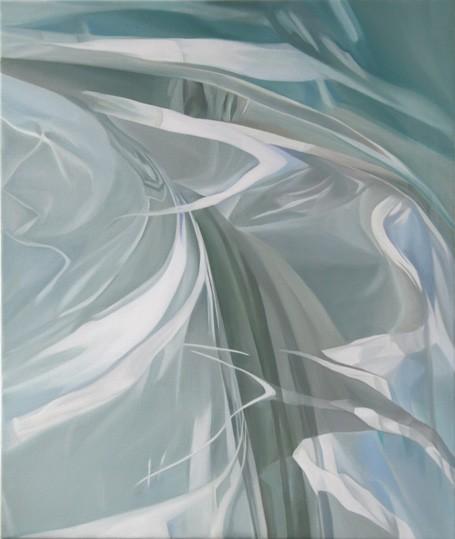o. T., Öl auf Leinwand, 95 x 80 cm, 2008